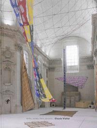 Voiles, cordes, filets, parasols... : Claude Viallat