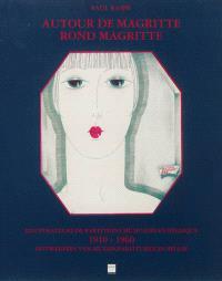 Autour de Magritte : illustrateurs de partitions musicales en Belgique, 1910-1960 = Rond Magritte : ontwerpers van Muziekpartituren in Belgie, 1910-1960