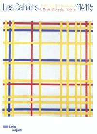 Cahiers du Musée national d'art moderne. n° 114-115, Mondrian