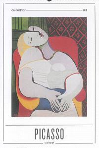 Calendrier 2016 : Picasso