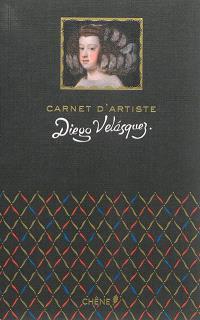 Carnet d'artiste Diego Velazquez