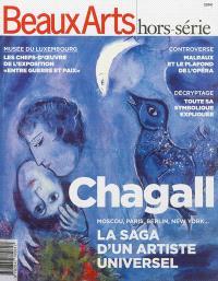 Chagall, la saga d'un artiste universel : au Musée du Luxembourg