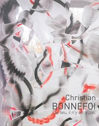 Christian Bonnefoi : de lieu, il n'y en a pas