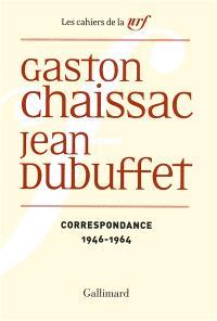 Correspondance, 1946-1964