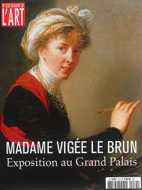 Dossier de l'art. n° 232, Madame Vigée Le Brun : exposition au Grand Palais