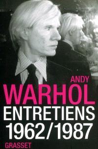 Entretiens, 1962-1987