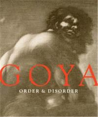 Goya order and disorder