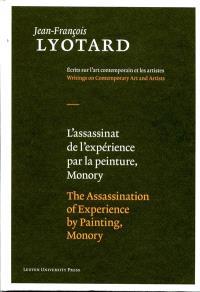 L'assassinat de l'expérience par la peinture, Monory = The assassination of experience by painting, Monory