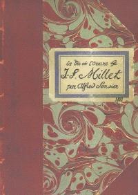 La vie et l'oeuvre de Jean-François Millet