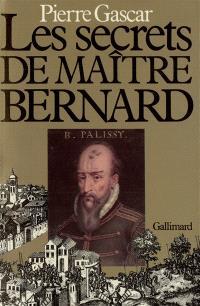 Les Secrets de Maitre Bernard