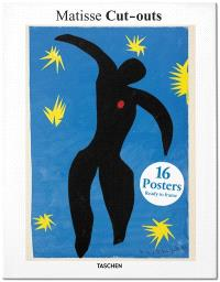 Matisse : cut-outs : 16 posters ready to frame