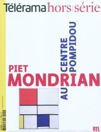 Télérama, hors série, Piet Mondrian au Centre Pompidou