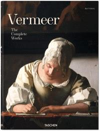 Vermeer : the complete works (en anglais)