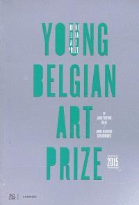 Young Belgian art prize 2015