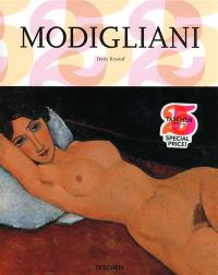 Amedeo Modigliani : 1884-1920 : la poésie du regard