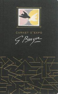 Georges Braque : carnet d'expo