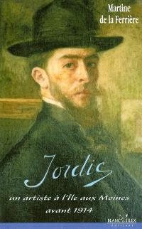 Jordic : un artiste à l'Ile-aux-Moines avant 1914