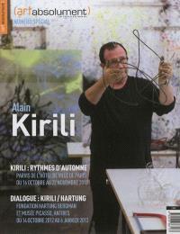 Art absolument : l'art d'hier et d'aujourd'hui, Alain Kirili