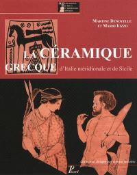 La céramique grecque d'Italie méridionale et de Sicile : productions coloniales et apparentées du VIIIe siècle au IIIe siècle av. J.-C.