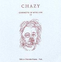 Les carnets d'atelier du sculpteur Jean Chazy
