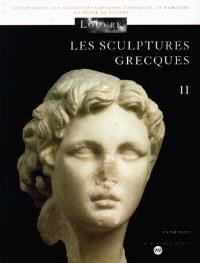 Les sculptures grecques. Volume 2, La période hellénistique (IIIe-Ier siècles av. J.-C.)