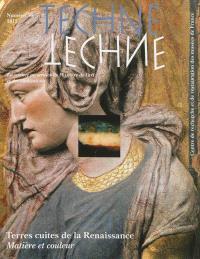 Techné. n° 36, Terres cuites de la Renaissance : matière et couleur
