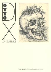 Otto Dix, la guerre