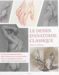 Le dessin d'anatomie classique : étude des proportions, des formes et du mouvement dans la représentation artistique du corps humain