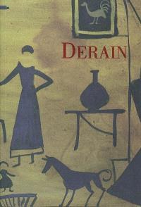 André Derain : dessins inconnus, 1901-1954