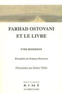 Farhad Ostovani et le livre