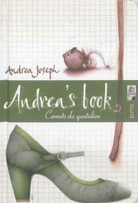 Andrea's book : carnets du quotidien