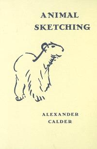 Animal sketching en fac-similé = Facsimile of Animal sketching