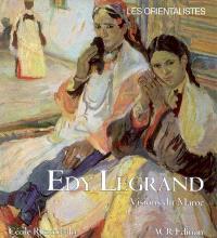 Edy Legrand (1892-1970) : visions du Maroc