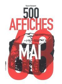 500 affiches, mai 68