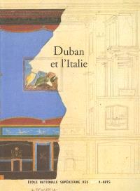 Duban et l'Italie : exposition, Paris, chapelle des Petits-Augustins, 9 mars-4 avril 2004