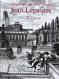 Inventaire du fonds français, graveurs du XVIIe siècle. Volume 12, Jean Lepautre, 2e partie