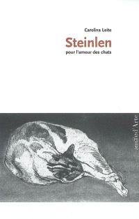 Steinlen : pour l'amour des chats