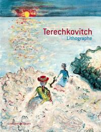 Terechkovitch : lithographe