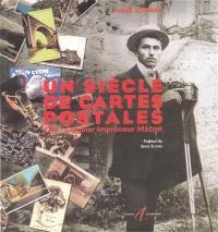 Un siècle de cartes postales : CIM Combier Imprimeur Mâcon