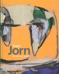 Asger Jorn : oeuvres sur papier