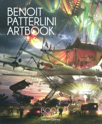 Benoit Patterlini artbook