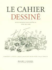 Cahier dessiné (Le). n° 2
