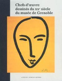 Chefs-d'oeuvre dessinés du XXe siècle du Musée de Grenoble : exposition, Musée de Grenoble, 8 mars-25 mai 2008