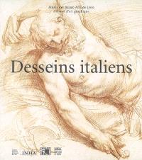 Desseins italiens : collection du Musée des beaux-arts de Lyon