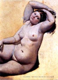 Dessins d'Ingres : catalogue raisonné des dessins du musée de Montauban