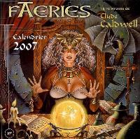 Faeries : calendrier 2007 : 12 peintures