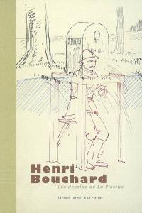 Henri Bouchard : les dessins de La Piscine