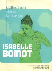 Isabelle Boinot : cahiers de dessins contemporains