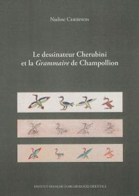 Le dessinateur Cherubini et la Grammaire de Champollion