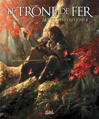 Le trône de fer : art et illustrations. Volume 2